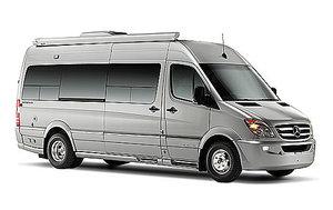 Interstate, Mercedes Van, Class B van, Airstream
