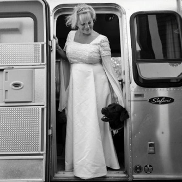 as bride